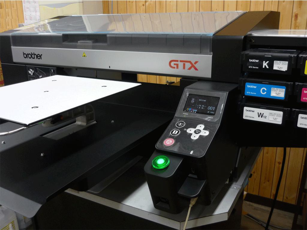 ブラザーGTXが京都ショールームに設置されました